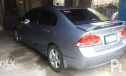 For Sale Honda Civic FD 1.8 S 2006 model Automatic