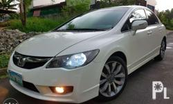 Honda Civic octagon automatic top of the line limited