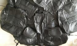 Honda Civic Leather Seat Cover - for 1999-2000 model -