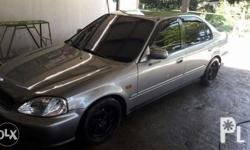 2000 model Manual S.I.R Body Registered Cool aircon