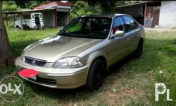 Honda Civic LXI 1996 Excellent Condition Well
