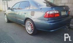 Honda Civic Vti Vtec, Sir Body 1999 Model, Automatic