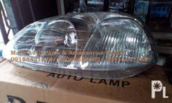 Honda Civic VTEC Model Brand New Headlights VTEC Model