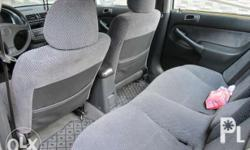 For Sale OEM Front (pair) and Rear seats from Honda
