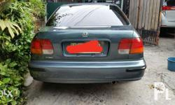 For sale Honda Civic vtec 1997 model Automatic