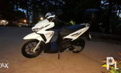 For sale Honda Click 125i 5+++ odo reading 2015 model
