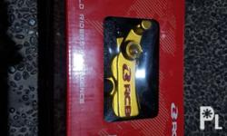 RCB brake caliper Gold For honda click Brand new