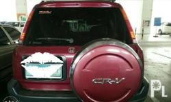 Updated OR/CR Japan Surplus Honda CR-V