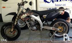 Honda crf450r Model 2005 Swapping priced 255k Can swap
