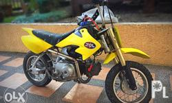 FOR SALE ONLY!!! Honda CRF50 Japan made 4stroke 50cc