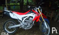 Honda 250 L 2k pay dagan, updated registration, with