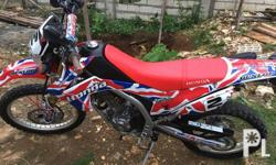 This Honda maybe 3 years old but i have 5 bikes and its