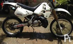 Dirt bikers-im ready to let go my rare crm250r