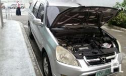 For sale only/ no swap PHP 235,000 Honda crv 2003 4x2