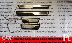 crv 2018-2020 step sills no led 1,800 with led 3,800