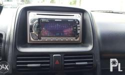 Kenwood DPX-4020 CD Player/Cassette Player In Dash