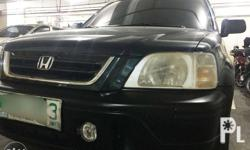 1999 HONDA CRV GEN-1 Automatic Transmission Registered