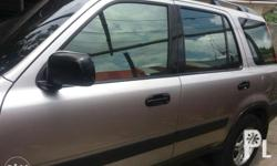 honda crv automatic trans. cool aircon complete papers
