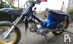 Deskripsiyon VENTAGE MOTORCYCLE UPGRADED PARTS AND