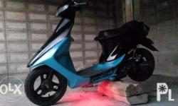 Selling my Honda dio 2 running condition. ORIGINAL OR
