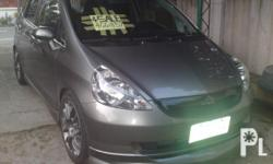Description Make: Honda Model: Jazz Mileage: 89,635