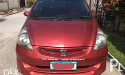 For Sale Honda Fit 2009 Model. Available anytime for