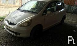 Honda fit for sale Painted already (according to