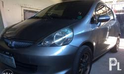 Honda Fit super fresh AT tranny Complete papers