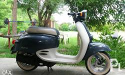 For sale or swap Honda giorno 50cc all.stock With