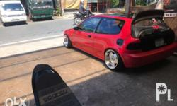 2005 import eg hatch all disc brake open for swap honda