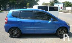 Deskripsiyon Honda Jazz 2006 Model (LOCAL) Php 360,000