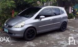 Re-price from 290,000 to 260k FIXED Price Honda Jazz (