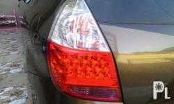 Honda jazz/fit GD clear led tail light. Orig japan