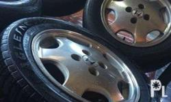 FOR SALE HONDA LXI MAGS AND TIRE 15thou NEGOTIABLE