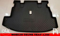 hinda mobilio trunk tray brand new perfect fit km18