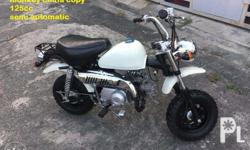 Monkey bike Copy Mini bike Midsize 125cc 4 stroke