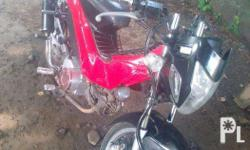 a 2nd handed honda motor but it is always good in