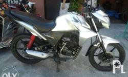 Honda CB 110 2012 Model for SALE! Color:Gray