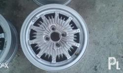 Orig mugen cf48 mags size 14 cavite area! 4x100 selling