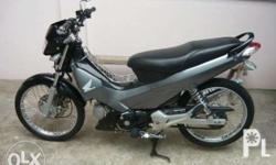 Honda RS Xrm 125 Fresh Engine Pure All Stock Complete