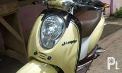 2nd hand Honda Scoopy for sale, very good condition,