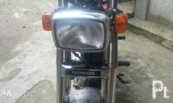 Honda SR 125 Complete Papers Original OR CR Running