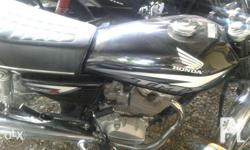 Honda tmx 125 2015 model All stock All working Super
