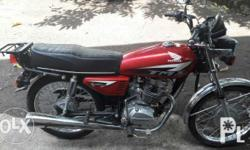 Honda tmx 125 complete legal papers with Id open