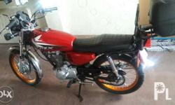For swap For swap Puwede din sale Honda TMX 125 cc 2015