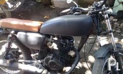 Honda.tmx 125.registered..asap..negotiable. Just