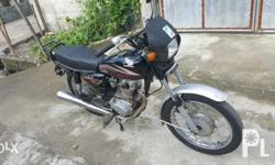Original honda tmx 155, Complete papers, well