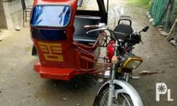 Tmx 155,with sidecar na po. Model 2001 Issue:3 years