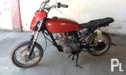 honda tmx running condition with papers txt lng if naa
