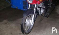 Rush Sale Honda tricycle 125cc Slightly used Suitable